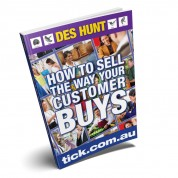 How to Sell the Way Your Customer Buys (e-book)